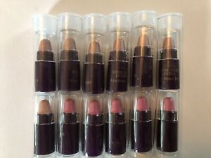 L'Oreal Cream Rich Lipstick Samples Lot Of 6