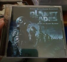 Planet of The Apes Soundtrack  -  MUSIC CD - FREE POST