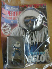 SUPEREROI DC COMICS COLLEZIONE UFFICIALE 30 CAPITAN GELO EAGLEMOSS