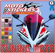 Yamaha R1 2007 2008 - kit adesivi racing cupolino