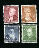 Germany Stamps # B327-30 XF OG NH Scott Value $90.00