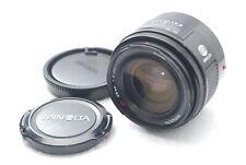 Minolta AF 28mm f/2 for Minolta, Sony Alpha Excellent from Japan #h24