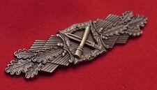 GERMAN WWII CLOSE COMBAT CLASP IN BRONZE BUNDESREPUBLIK WEHRMACHT VETERANS