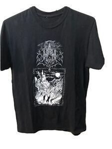 Vargrav Shirt Size Medium. Emperor, Summoning, Satyricon, Mayhem, Darkthrone