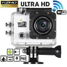 WiFi FULL HD 1080P Waterproof Sport Video Action Camera Camcorder Motorcycle DV