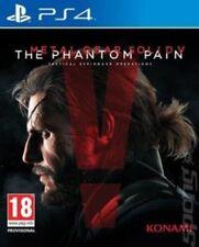 Metal Gear Solid V: The Phantom Pain (PS4) VideoGames