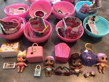 LOL Surprise Doll Bundle Lil Suite Princess Fancy Thrilla Great Baby Big City BB