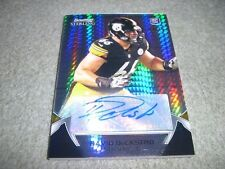 2012 Bowman Sterling Football - David DeCastro Rookie Autograph Prism Refractor