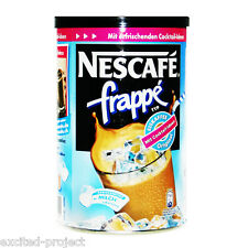 NESTLE Nescafe frappe - Instant Ice Coffee - Ice Café Original From Germany