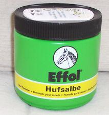 Effol Hoof Ointment 500ml Black (solid hoof oil)