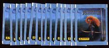 15 pochettes PANINI...REBELLE