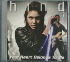 "Hind ""Your heart belongs to me"" Eurovision 2008 Netherlands  PROMO"
