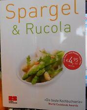 Spargel & Rucola by Zabert Sandmann new paperback cookbook in German