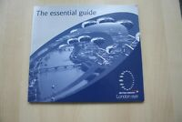 London Eye The Essential Guide Brochure Previous Edition (2001)