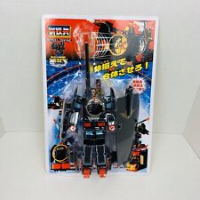Polyfect Japanese Transforming Robot Action Figure Steel Divine Imported Train