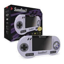 SupaBoy S SNES Super Nintendo portátil de consola ✔ PAL & NTSC ✔ ✔ despacho de Reino Unido