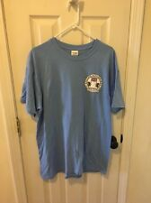 English Auto Society T-Shirt ~ Adult Size L ~ Knoxville, TN Motor Car Club~ Blue