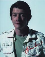 JOHN HURT SIGNED AUTOGRAPHED COLOR ALIEN PHOTO WOW!!!
