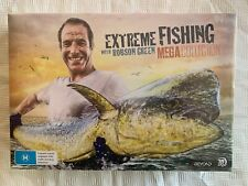 Extreme Fishing With Robson Green (DVD, 2016, 15-Disc Set)