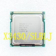 Intel Xeon X3430 (SLBLJ) / 2.4GHz / 8MB / QPI 4.8GT/s 1156 Desktop Processor