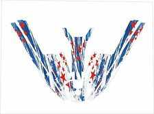kawasaki 550 sx jet ski wrap graphics pwc stand up jetski decal sticker bottom4