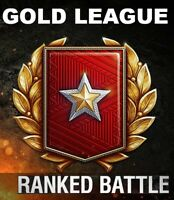 World Of Tanks RANKED BATTLES 2020 / GOLD LEAGUE  / WOT
