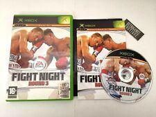 FIGHT NIGHT ROUND 3 XBOX Pal ITA