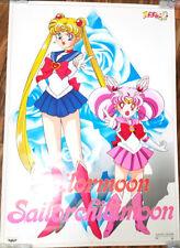 Sailor Moon - S Banpresto Poster #14 - Moon Chibimoon - Japan 1994 - 20x28