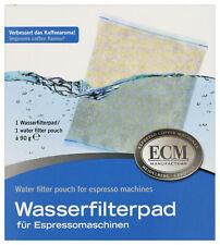ECM Wasserfilterpad Wasserfilter Beutel für Espressomaschinen 1 x 90 g