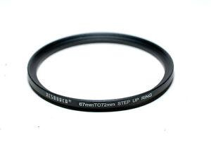 Filteradapter 72-67mm - Filter 72mm auf Objektiv 67mm (sehr gut)