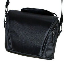 AA4 Black Camera Case Bag for Sony Cyber shot DSC HX200V HX100V H200 HX300 H400