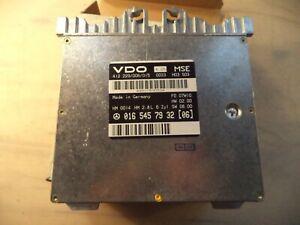 Mercedes Motorsteuergerät A0165457932 6820