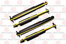 2 Front 2 Rear Suspension Shock Absorbers Fits on Ford Explorer 1995 to 2003