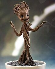 "Guardians of the Galaxy Little Groot 4.7"" Action Figure Figurine Toy In Box GDSF"