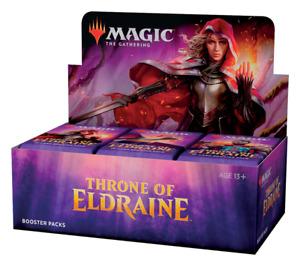 Throne of Eldraine Draft Booster Box