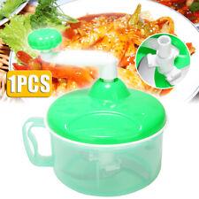 Meat Vegetables Manual Food Chopper Cutter Salad Maker Grinder Home Kitchen