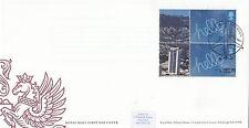 (95331) GB FDC Monaco Stamp Expo - Gatwick 4 December 2009