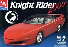 1/25 AMT - Pontiac Banshee Knight Rider 2000 - Plastic Model Kit