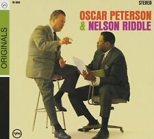 Oscar Peterson & Nelson Riddle - Verve Originals Serie | Remastered OVP