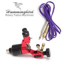 FR-SR2 Hummingbird Gen2 Rotary Tattoo Machine Swiss Motor Gun & RCA JACK Cord
