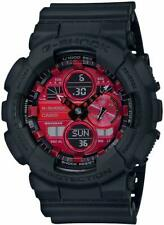 Casio G-Shock GA-140AR-1A Adrenalin Red Series Analog-Digital Men's Watch