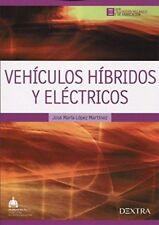 Vehículos híbridos y eléctricos. NUEVO. Envío URGENTE (IMOSVER)