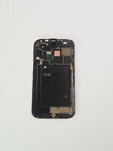 Génuine Cadre Intermédiaire Écran Châssis Samsung Galaxy Note 2 GT-N7100