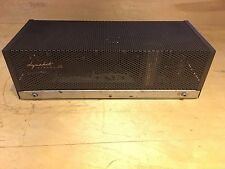 Dynaco Dynakit Stereo 35 Tube Amplifier New Output Tubes, Mullard 7247, Vintage