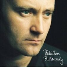 """PHIL COLLINS """"BUT SERIOUSLY"""" CD 12 TRACKS NEU"""