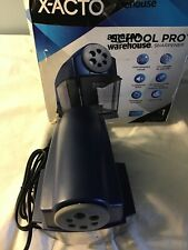 X-ACTO School Pro Classroom Electric Pencil Sharpener, Blue