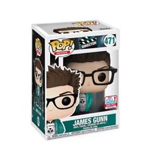 Funko Pop! NYCC 2017 Fall Convention Exclusive James Gunn 500 Limited Rare LE