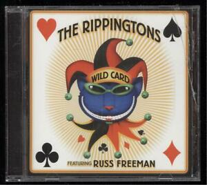Wild Card by The Rippingtons (CD, May-2005, Universal Music)