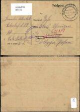 149736,Feldpost Beleg Seitenstetten 1943 an Dienststelle 15331 Posen