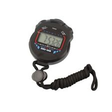 NEUessionelle Handheld Digital LCD Chronograph Sports Stoppuhr Timer Stoppuhr.